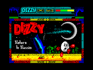 Dizzy Y Return to Russia (Dizzy Y Return to Russia)