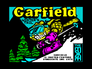 Garfield - Winter's Tail (Garfield - Winter's Tail)