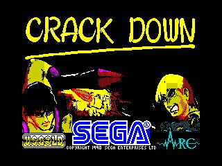 Crack Down (Crack Down)