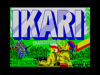 Ikari Warriors (Ikari Warriors)