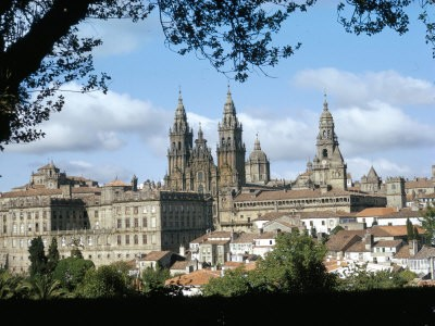 Santiago de Compostela another inspiration