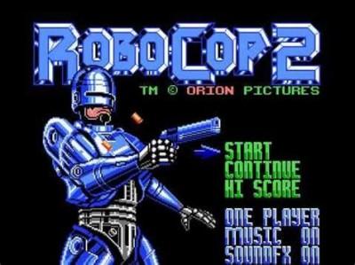 Robocop another inspiration
