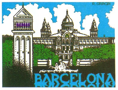 BARCELONA another inspiration