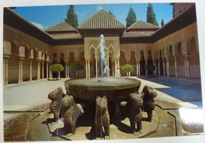 Alhambra another inspiration