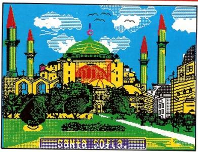 Santa Sofia another inspiration