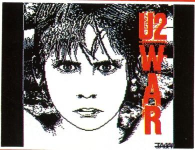 U2 - War another inspiration
