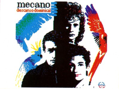 Mecano - Descanso Dominical another inspiration
