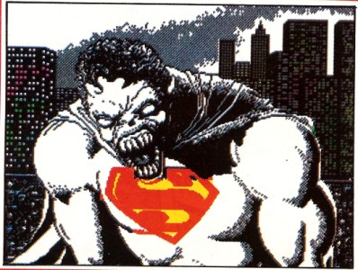 Superman Werewolf another inspiration