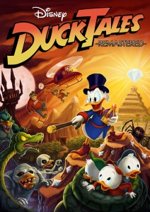 DuckTales Return another inspiration