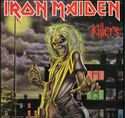Iron Maiden. Killers inspiration