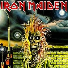 Iron Maiden inspiration