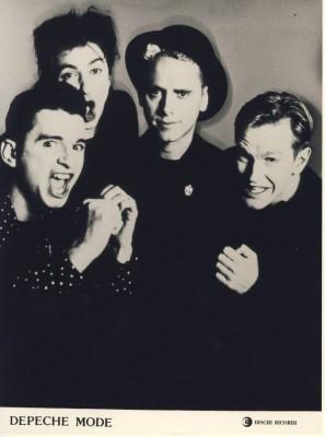 Depeche Mode inspiration