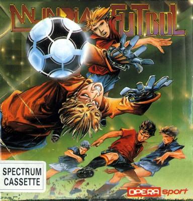 Mundial de Futbol inspiration