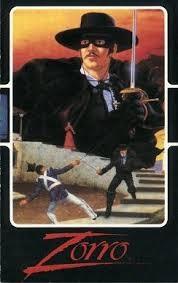 Zorro Ver.2 inspiration