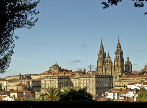 Santiago de Compostela inspiration