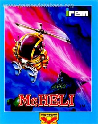 Mr. Heli inspiration