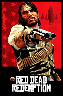 ZX Red Dead Redemption 3 inspiration
