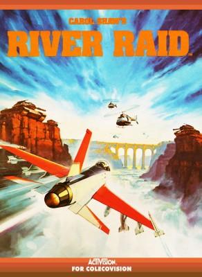 River Raid inspiration