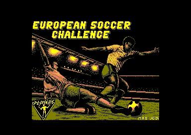 European Soccer Challenge inspiration