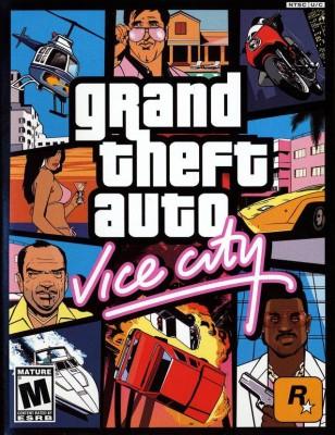 Edge 20th Anniversary ZX Spectrum GTA Vice City inspiration