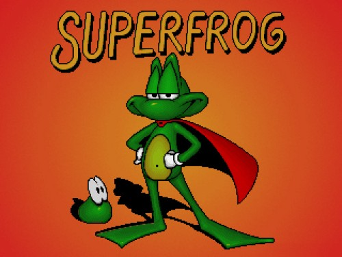 Superfrog inspiration