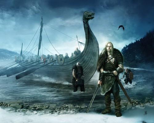 Vikings inspiration