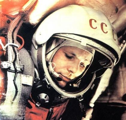 Gagarin inspiration