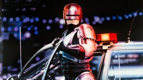 Robocop inspiration