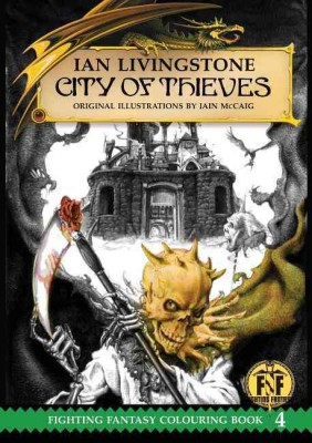 City of Thieves inspiration
