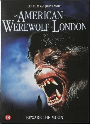 American Werewolf in London inspiration