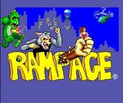 Rampage inspiration