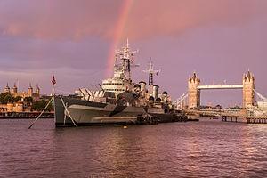 HMS Belfast inspiration
