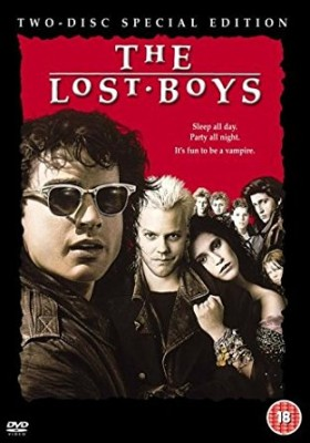 The Lost Boys inspiration