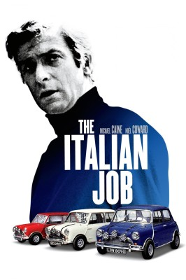 The Italian Job inspiration