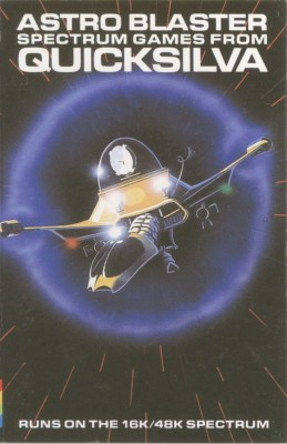 Astro Blaster inspiration