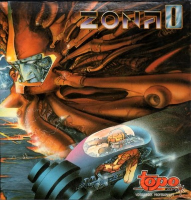 Zona 0 (30 Aniversario) inspiration