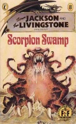 Scorpion Swamp inspiration