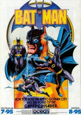 Batman inspiration