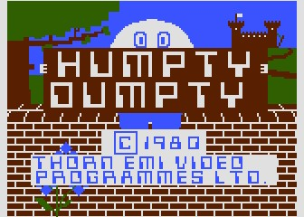 Humpty Dumpty inspiration