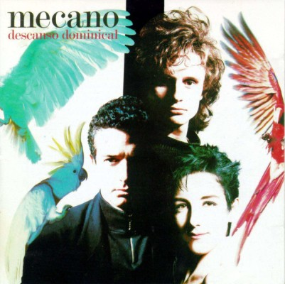 Mecano. Descanso dominical inspiration