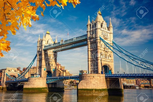 Tower Bridge inspiration