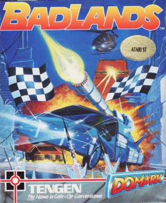 Badlands (loading screen) inspiration