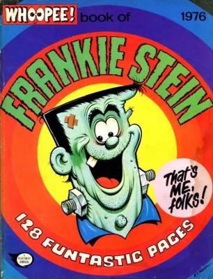 Frankie Stein inspiration