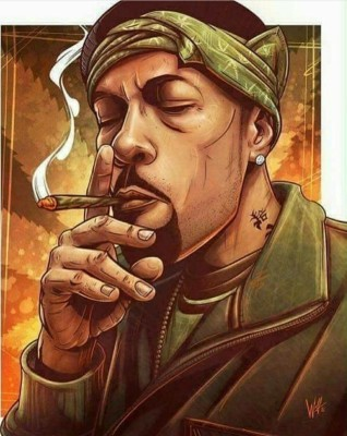 Smoke inspiration