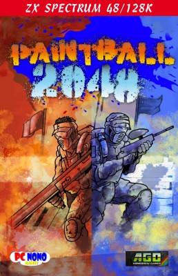 PaintBall 2048 inspiration