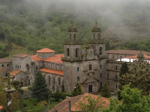 Monasterio de Osera. Orense inspiration