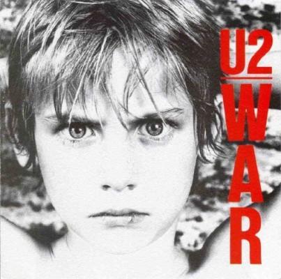 U2 - War inspiration