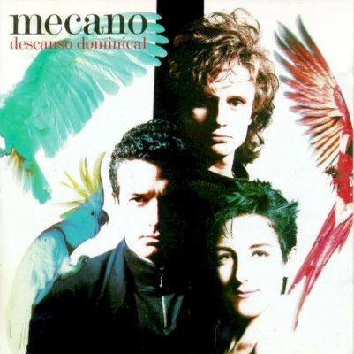 Mecano - Descanso Dominical inspiration