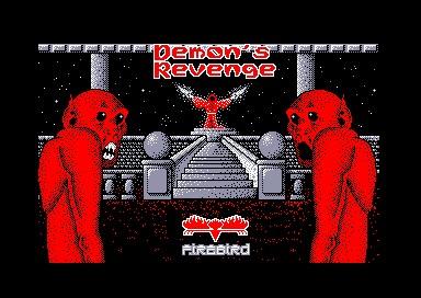 Demon's Revenge inspiration