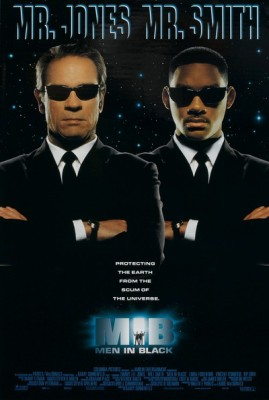 Men In Black 1 inspiration